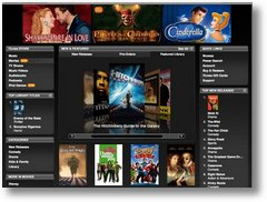 Apple Itunes renting and selling 50,000 movies daily online
