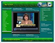 Your own internet tv website. Introducing Internet TV Website script