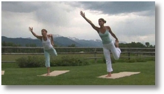 Free Yoga internet tv. Have a free one hour session daily