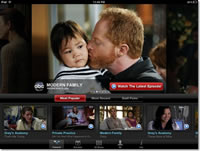 ABC's catch-up tv website