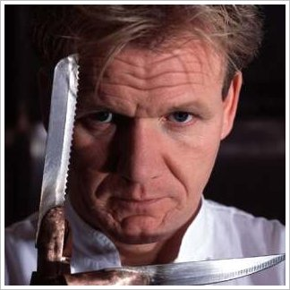 Is Gordon Ramsay in hot water?