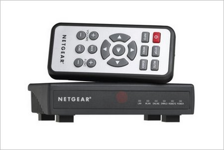 Netgear announce bittorrent set top box for easy movie download action