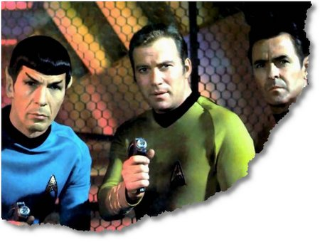 Star Trek Boldly going to Iphone