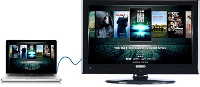 How to connect your pc to your big screen tv
