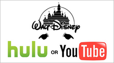 Disney online TV love triangle now includes Hulu