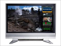 PC And Television Sets Merge into a Super TV