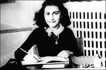 Official Anne Frank Channel Launched On Youtube