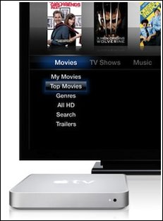 Apple Release New Apple TV 3.0 Software To Lukewarm Reaction