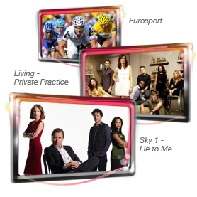 Throughout Europe The UK Is Tops For Catch Up TV Services