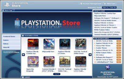 Sony To Expand Its Playstation Network Into An Itunes Beater?