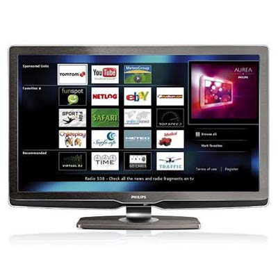 Internet Enabled TV Popularity Soaring