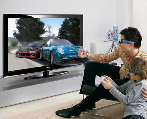 Will consumers go for 3d tv or internet connected tv this year