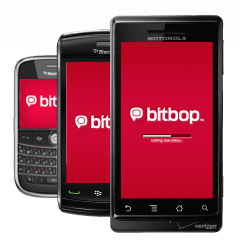 Bitbop tv on mobile phones