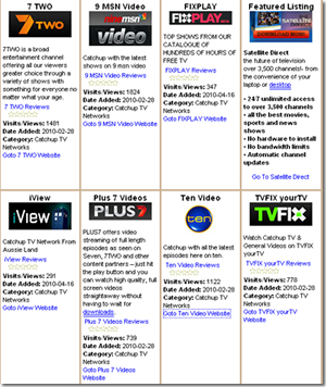 Watch TV on Demand With Australian Catch Up TV Services