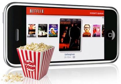 Netflix bring the big screen to the little screen