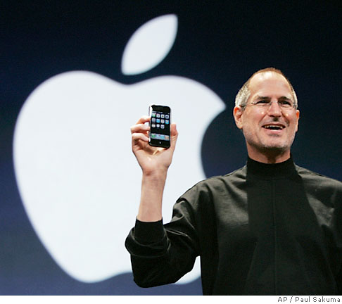 Steve Jobs not impressed with internet tv