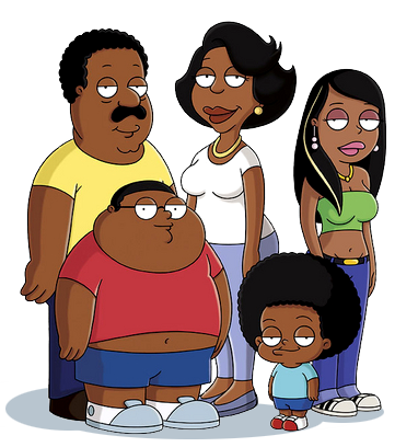 Series of family guy spin off the cleveland show rapper kanye west is