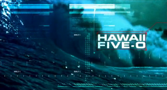 Hawaii Five-O Logo