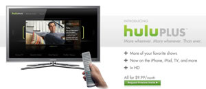 Hulu Plus Coming To Roku And TiVo Set Top Boxes