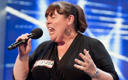 Fans Suggest Every Little Helps For X Factor Mary