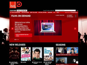 Channel 4 Announces Launch Of Film4oD Film4 VOD Service