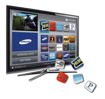 Samsung hedge their bets with Google TV