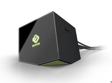 Boxee Box Finally Gets Netflix Streaming Service