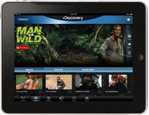 Discovery Channel App For Ipad Gets Social