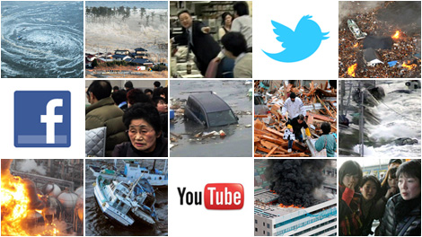 Internet Video And Social Media Bring Instant Japan Earthquake News Feeds
