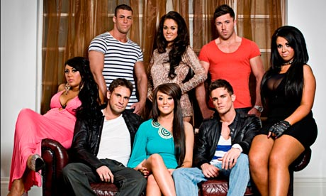 MTV To Launch Geordie Shore Show From The Toon
