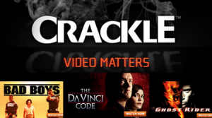 Crackle free TV and Movies