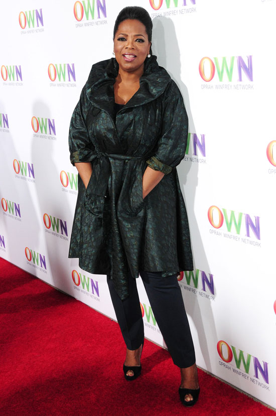 Oprah Ends ABC Show And Moves To OWN