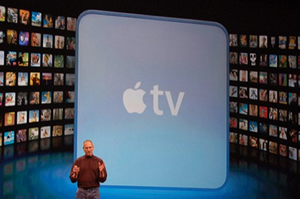 Will Apple TV morph into a connected TV set?