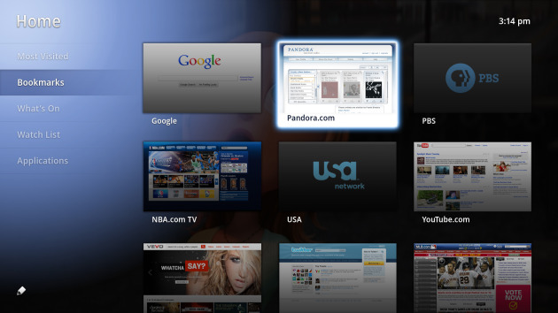 Google TV hits Europe early 2012