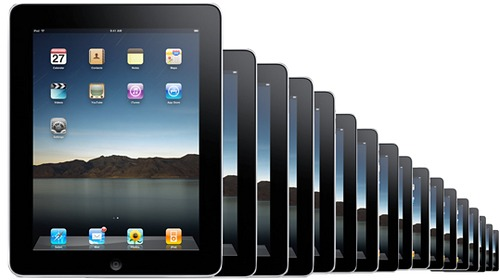 iPad Predicted To Be On Top Until 2014
