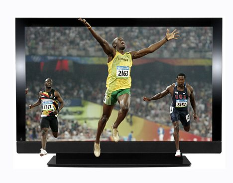 Panasonic Confirm New 3D Olympic Vision