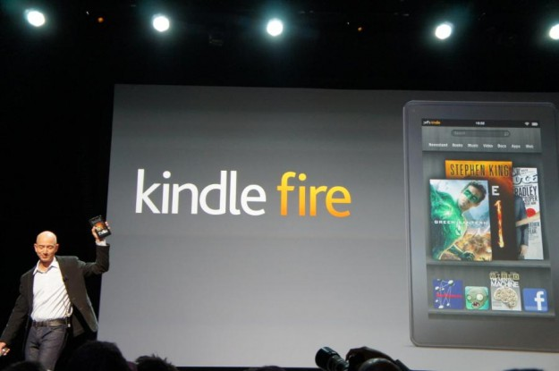 Kindle Fire Burns Amazons Profits
