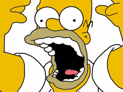 Fox Executives Face Simpsons Voice-Off