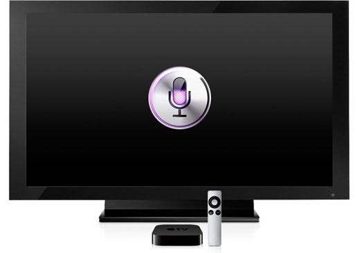 Apple Plan Development Of Remote-Less TV