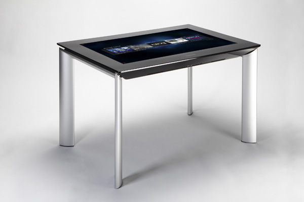 Microsoft Go Over The Table With Surface Computer