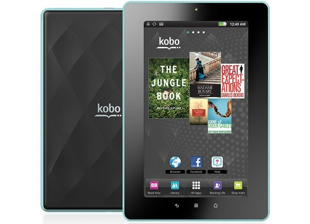 Kobo Cause Amazon To Vox Out For New Tablet