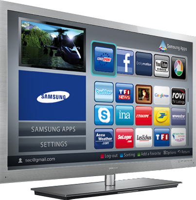 Internet TV Outselling 3DTV By Two To One