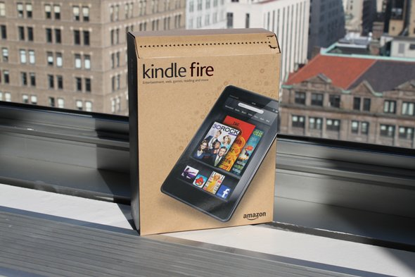 Kindle Fire Becomes Amazon's Finest