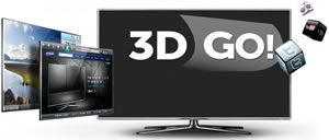 3DGO 3D TV on Demand