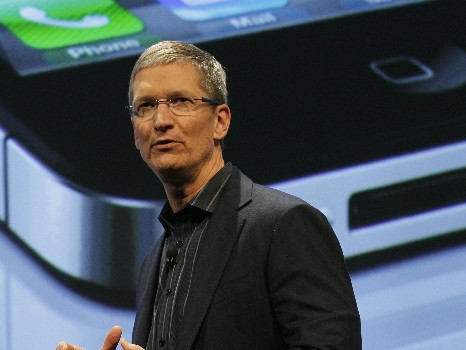 Tim Cook Offered Huge Apple Incentive