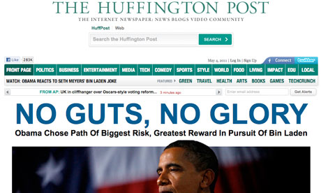Huffington Post To Launch A Game Changing Streaming News Service