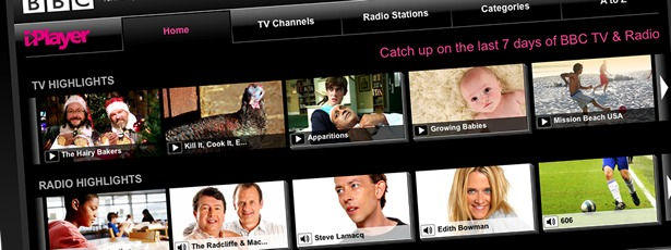 BBC iPlayer could be improved say BBC