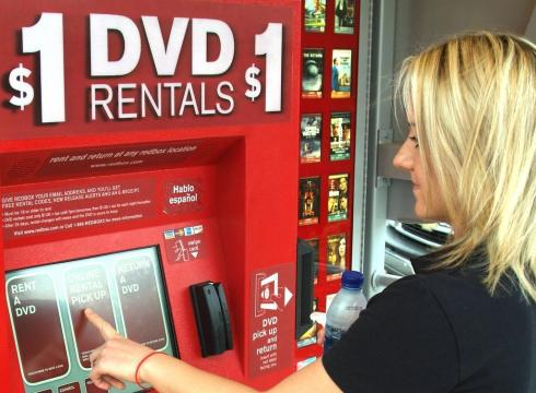 Verizon To Set Up Redbox Streaming Service