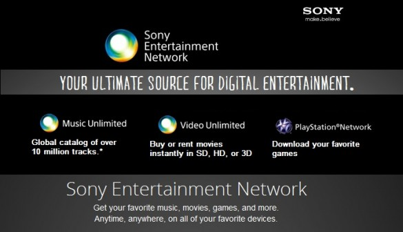 Sony Unify For New PSN Identity