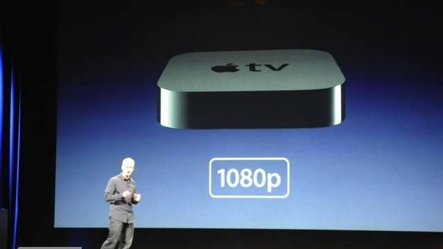 Apple TV Updates For HD Movie Streaming